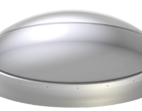 Circular Dome Skylight with Aluminum Curb