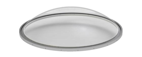 Circular Skylight with Acrylic Domes