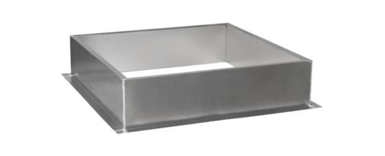 Aluminum Skylight Curb