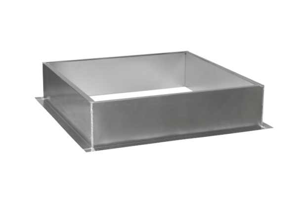 Aluminum Skylight Curb