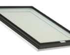 Glass Skylight with PVC Frame