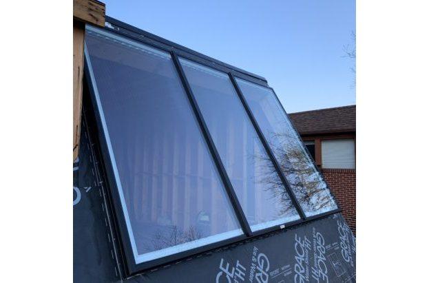 Sloped Glazing