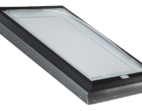 Self Flashing Acrylic Dome Skylight with Aluminum Flange