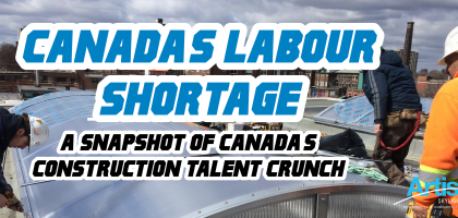 Canada's construction talent crunch